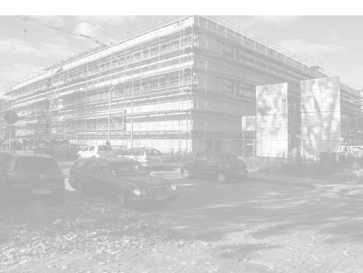 ENGFLE Baugesellschaft mbH - Neubau von 3 Gebäuden am Institut für Physik der Universität Rostock